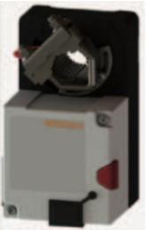 actuador control caudal