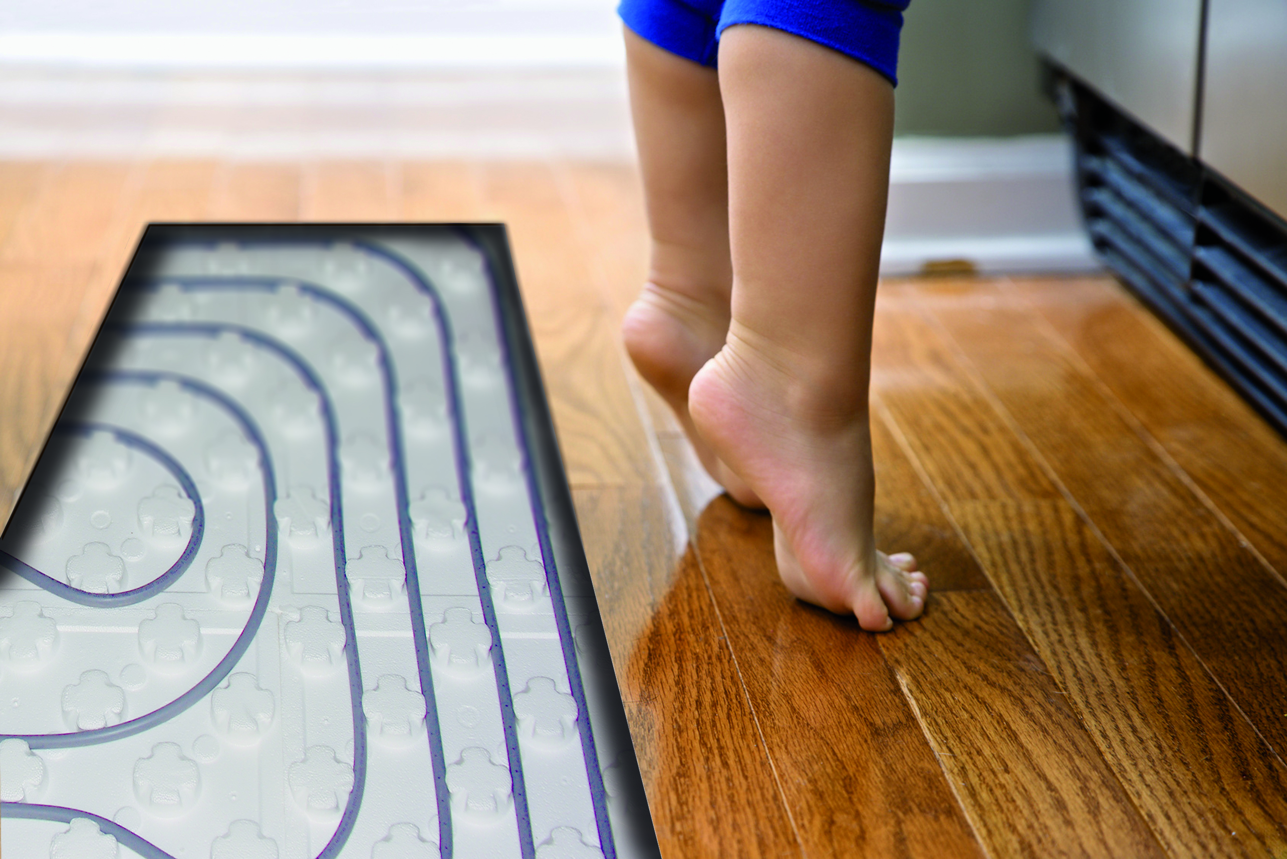 Control de calefacción. Calefacción por suelo radiantes (agua ...